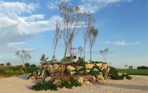 Landscape site development project management